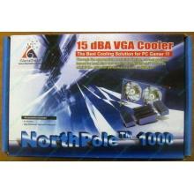 Кулер для видео-карты GlacialTech NorthPole 1000 (Купавна)