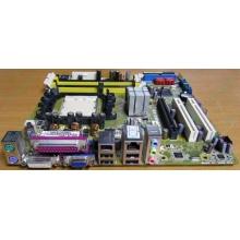 Материнская плата Asus M2NPV-VM socket AM2 (без задней планки-заглушки) - Купавна