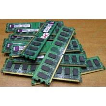 ГЛЮЧНАЯ/НЕРАБОЧАЯ память 2Gb DDR2 Kingston KVR800D2N6/2G pc2-6400 1.8V  (Купавна)