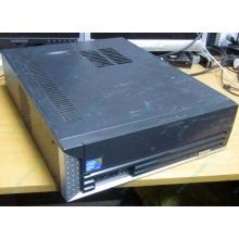 Лежачий четырехядерный системный блок Intel Core 2 Quad Q8400 (4x2.66GHz) /2Gb DDR3 /250Gb /ATX 300W Slim Desktop (Купавна)