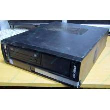 Лежачий компьютер Intel Core i3 3220 (2x3.3GHz HT) /4Gb /500Gb /ATX 250W Slim Desktop (Купавна)