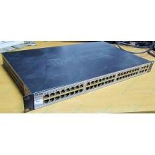 Управляемый коммутатор D-link DES-1210-52 48 port 10/100Mbit + 4 port 1Gbit + 2 port SFP металлический корпус (Купавна)