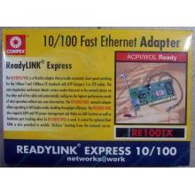 Сетевой адаптер Compex RE100TX/WOL PCI (Купавна)