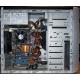 4 ядерный компьютер Intel Core 2 Quad Q6600 (4x2.4GHz) /4Gb /160Gb /ATX 450W вид сзади (Купавна)