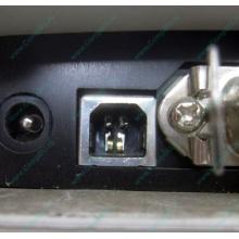 Термопринтер Zebra TLP 2844 (выломан USB разъём в Купавне, COM и LPT на месте; без БП!) - Купавна