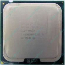 Процессор Б/У Intel Core 2 Duo E8200 (2x2.67GHz /6Mb /1333MHz) SLAPP socket 775 (Купавна)