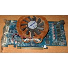 Глючная видеокарта 512Mb DDR3 nVidia GeForce 9800GT Gigabyte GV-N98TZL-512H PCI-E (Купавна)