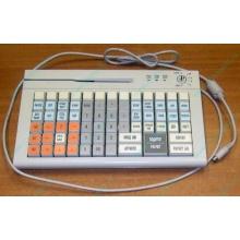 POS-клавиатура HENG YU S78A PS/2 белая (Купавна)