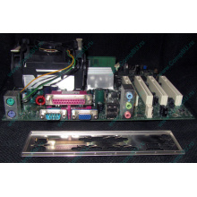 Комплект: плата Intel D845GLAD с процессором Intel Pentium-4 1.8GHz s.478 и памятью 512Mb DDR1 Б/У (Купавна)