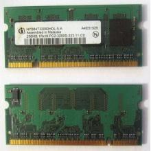 Модуль памяти для ноутбуков 256MB DDR2 SODIMM PC3200 (Купавна)