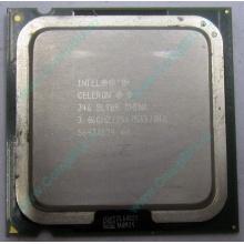Процессор Intel Celeron D 346 (3.06GHz /256kb /533MHz) SL9BR s.775 (Купавна)