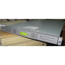 HP AH562A StorageWorks 1/8 Ultrium 920 G2 SAS Tape Autoloader LVLDC-0501 LTO-3 (Купавна)