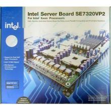 Материнская плата Intel Server Board SE7320VP2 socket 604 (Купавна)