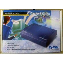 Внешний ADSL модем ZyXEL Prestige 630 EE (USB) - Купавна